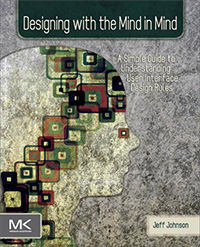 Designing with the Mind in Mind cover