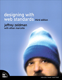 Designing with Web Standards cover