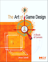The Art of Game Design cover